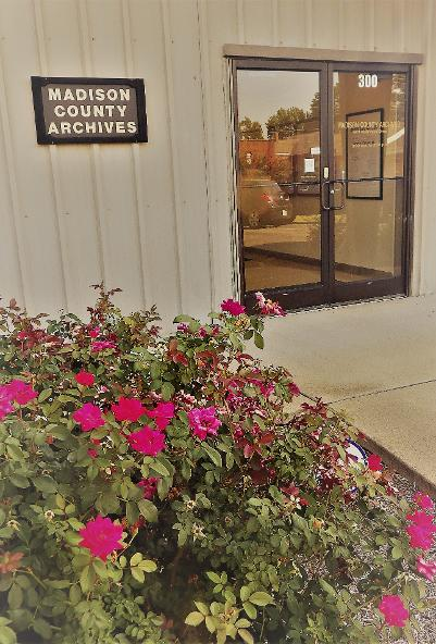 Madison County Archives Jackson, Tennessee